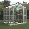 4mm 10 years guarantee Garden Greenhouse PC hollow sheets
