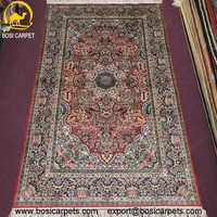 3x5ft Popular design hand-made small size collection carpets and rugs