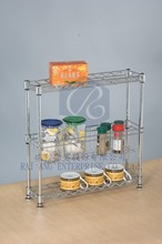 Light duty Kitchen coffee cup and jar Rack