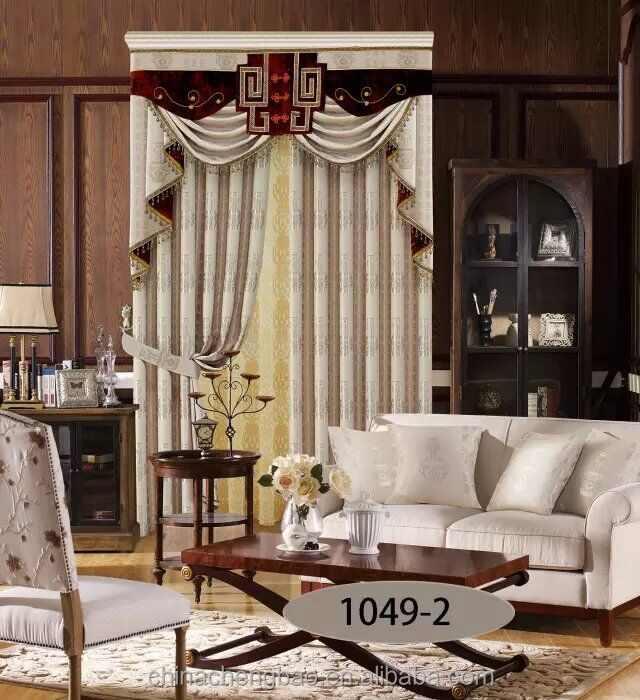 valance pattern fancy living room curtains curtains in