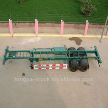 20ft container chassis