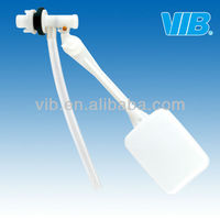 Good desigh toilet fill valve of POM material With Size G3/8 and customized height for toilet tank fittings