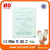 2015 hot sale and popular healthcare foot patch