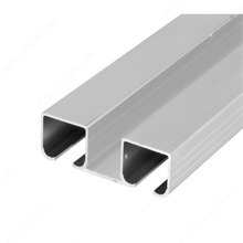 Top Class Fine quality extruded alu profile with all section size design