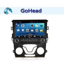 For Ford Mondeo 2013 Android 4.4 Bluetooth Audio Radio 3g Wifi MP3 GPS Car DVD Player