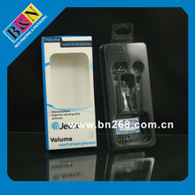 111403 Mobile Headset Packaging Box Wish Blister Tray Insert