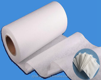 Hot selling Spunlace Nonwoven fabric wholesale cosmetic cotton facial pads manufacturers