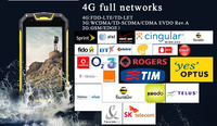 Snopow M8 IP68 waterproof 4G-LTE full networks android 5.1 OTG NFC RFID 2G ROM 16G cheap smartphone with android