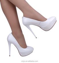lady latest high heel platform stiletto dress part genuine leather fashion ODM OEM brand factory designer shoes footwear