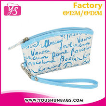 2015 promotional hot sale unique cosmetic bags