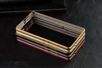 Unique design metal bumper mobile accessory for HuaWei Mate 7