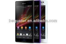 nueva marca original de sony xperia c androide teléfono por fedex androide teléfono dropship venta al por mayor
