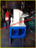 CDHJ800 Wood shaving machine for cow bed