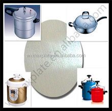 HIgh quality aluminum circle / disk/disc deep drawing material