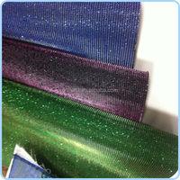Glitter Leather Shoulder Wallet Bag Man