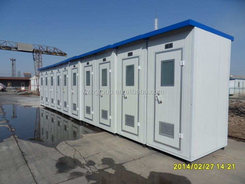 Container House Villa Flat Pack When Loading And Self