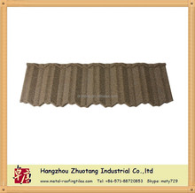 hot sale Eco painting metal roofing shingle