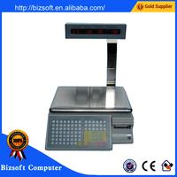 Popular model Dahua TM-Aa-5d electronic barcode scale