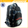 2015 New 600D Polyester College Bag School Backpack