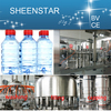 small capacity Perfect water filling and sealing equipment