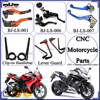 High Performance Manufacture Custom CNC Machined Motocross Accessories Motorcycle CNC Parts