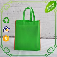 2015 cheap fashion custom gift shopping non-woven bag for promotion
