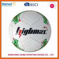 Personalizado bola de futebol com BSCI ICTI cetificate