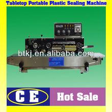 Semi-Automatic Plastic Sachet Bag Sealing Machine from China Supplier,Horizontal Fast Speed Heat Sealer Plastic Film Sealer