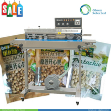 2015 new arriving electric continuous band heat sealer