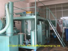 Black Engine Oil Recycling System,Used Engine Oil Treatment