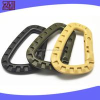 plastic key chain snap hook,hiking carabiner hook,small carabiner