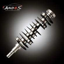 Forge Steel Crankshaft 3131H022 For Perkins 1006 Crankshaft