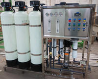 Reverse Osmosis filtration system water treatment machine