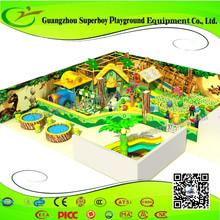 Fun Land Indoor Municipal Playground Equipment 157-27a