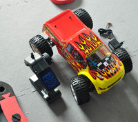 1:10 Scale Full Function Remote Control Cars And Trucks