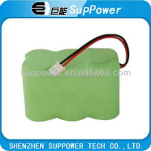 rechargeable nimh battery pack 10*F13000MAH 12V for universal