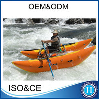 Aluminum Frame One Person Fishing Boat