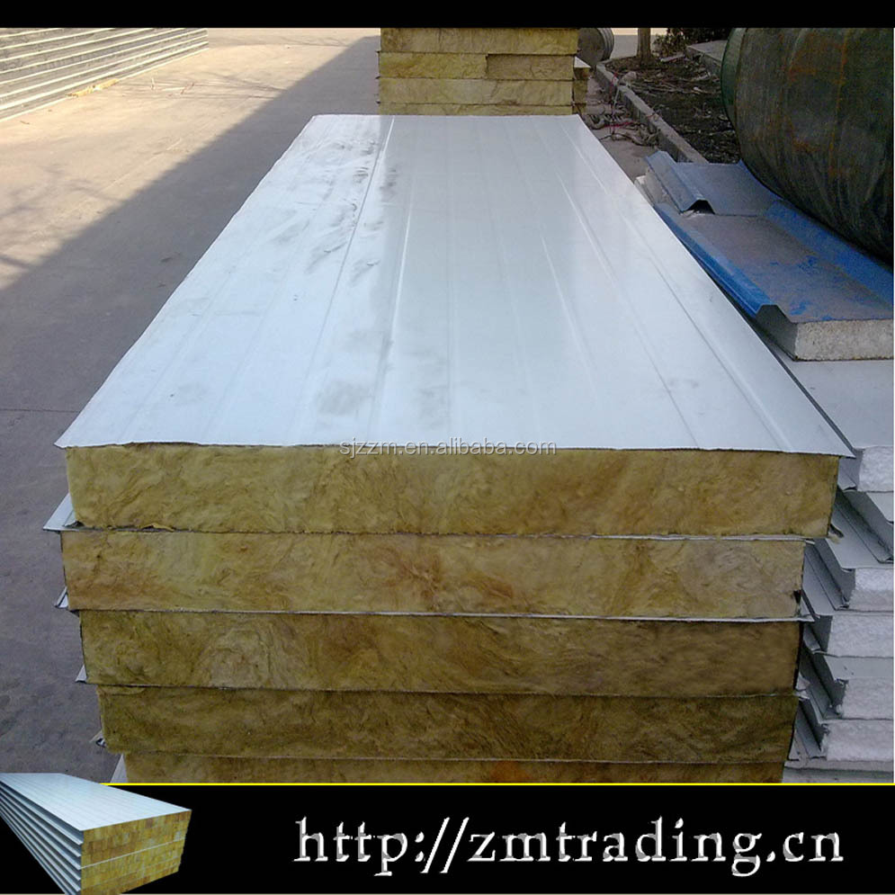 Rockwool Insulation Sandwich Panel Buy Rockwool