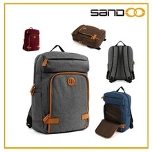 Made in china Sandoo boys fancy 19 inch laptop backpack, laptop school backpacks