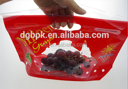 Fruit Packaging Cherry with Handle Hole