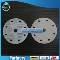 DEERFOS Sanding For polishing metal Sandpaper Velcro Blue MANUFACTURER