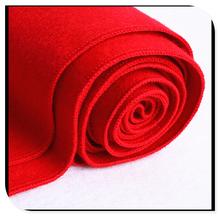 Hot Pure Red Tassel Shawl Scarf