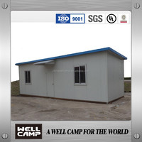 More than 1000 sets low cost simple prefab house/movable house in East timor