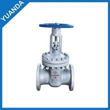 Cuniform wedge gate valve A216 WCB