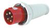 63A 3P N E 5 pin 220-380V/240-415V IP67 035 three phase watertight industrial plindustrial plug socket 380V IP67 plug LX-035/045