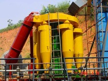 High performance copper powder concentrator in low price/efficient powder concentrator/copper powder concentrate