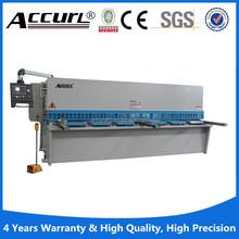 2015 New Design cutting machine factory ,qc12k 4*3200mm steel plate cut,plate and sheet metal shear