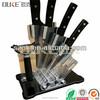 new prooduct hot sell customiozed Acrylic Knife Block