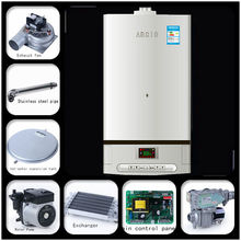 home use gas central heating boiler