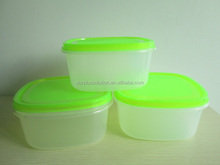 Stock lot 4 pcs food container set